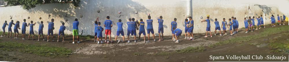Olahraga Voli Ukuran Lapangan Bola Voli Mini Olahraga Bola Voli Voli Mini Bola Voli Mini Sparta Volleyball Club Sidoarjo