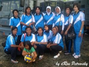 Tim Bola Voli Putri Puspenerbal