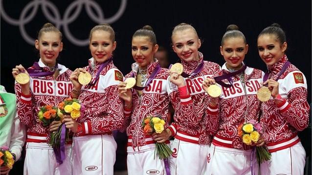 All-Around Rythmic Gymnastics