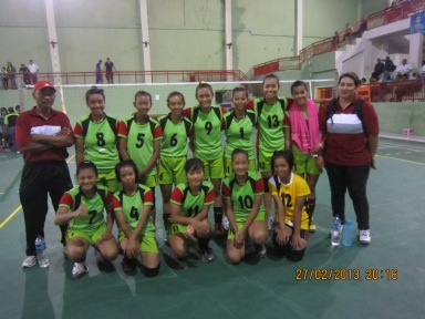 Tim Bola Voli Putri Sidoarjo